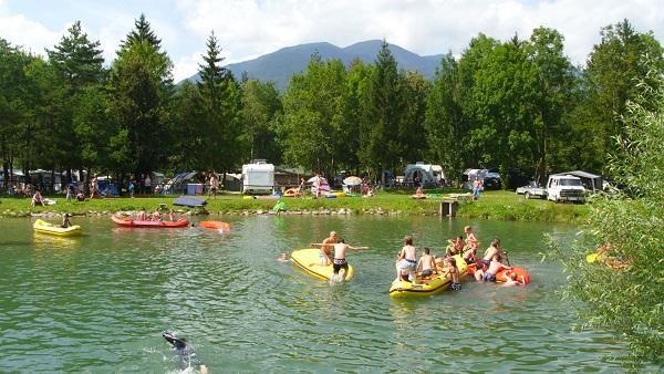 camping sport en spel